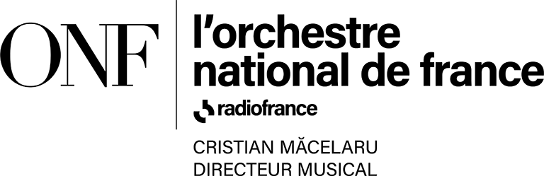 Logo Orchestre National de France