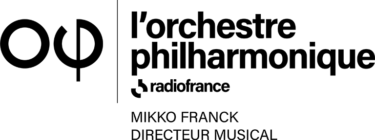 Logo Orchestre Philharmonique de Radio France